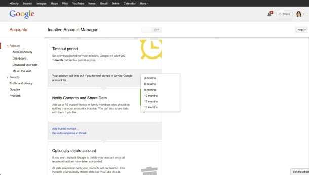 google_inactive_account_manager_time_digitalafterlife