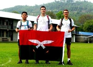 Gurkha Welfare Trust fundraising Annapurna Circuit